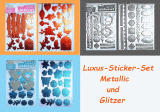 Luxus Sticker Set