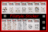 Filistyle-Sticker