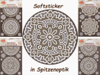 Softsticker- Spitzenoptik