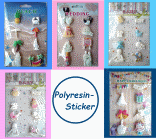 Polyresin-Sticker