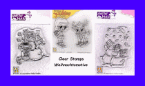 Clear Stamps Weihnachtsmotive