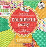 Mix & Match - Papier - Designblock - Colourful party
