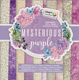 Papier Design Block Mysterious Purple