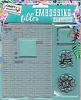 Embossingfolder mit Clearstamps