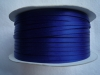 Satinband 3mm - blau